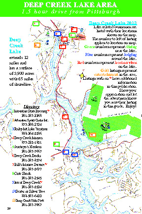 Pittsburgh Boater\'s Guide 2014 - Conneaut, Pymatuning, Deep ...